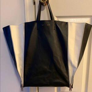 Celine Gusset Cabas bag